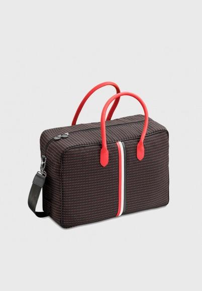 bagage-femme-original-tissu-cuir-upcyclés