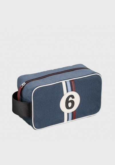 Toiletry bag for man...