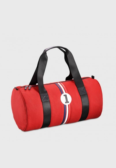 sports-bag-red-lucky-number-sustainable