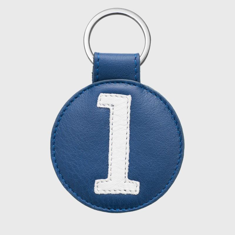 porte-clé-upcyclé-cuir-bleu-récupération-original-durable-voiture
