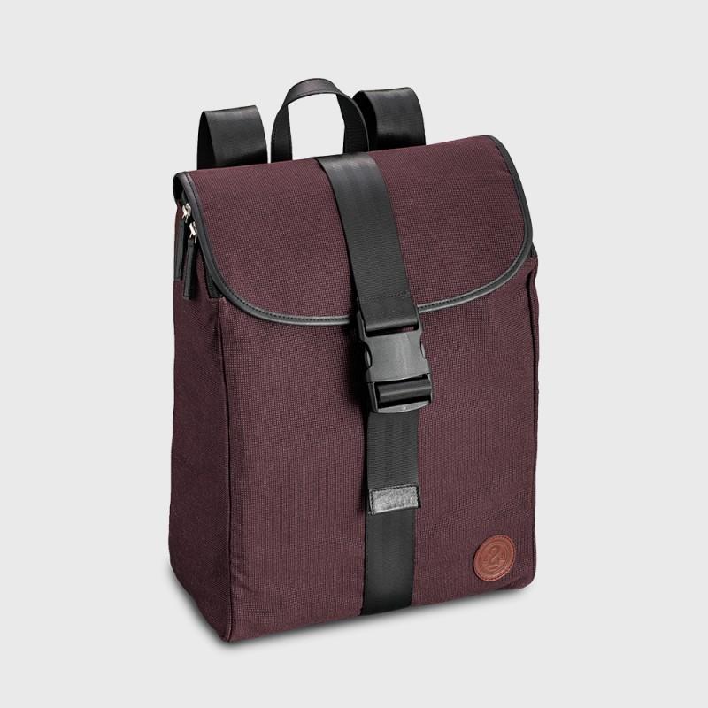 sac-dos-toile-bordeaux-ceinture-de-sécurité