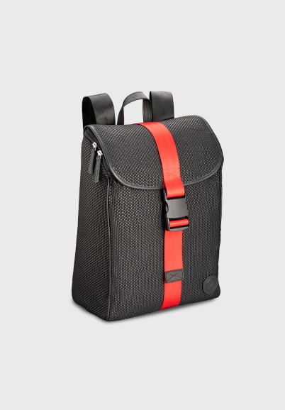 Black backpack for man Eugene