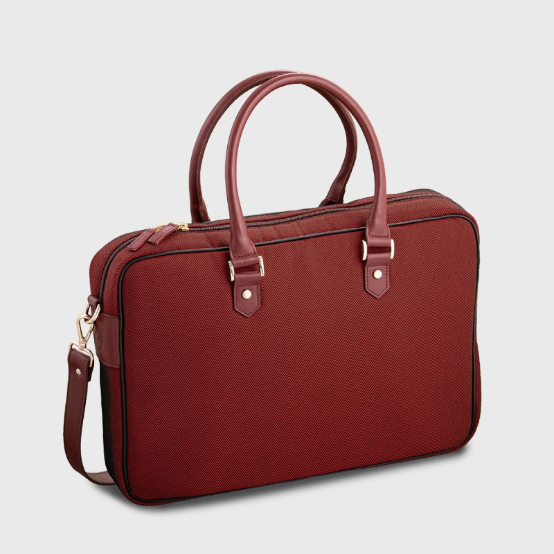 sac-e2r-femme-classique-details-bordeaux-or-tissu-cuir