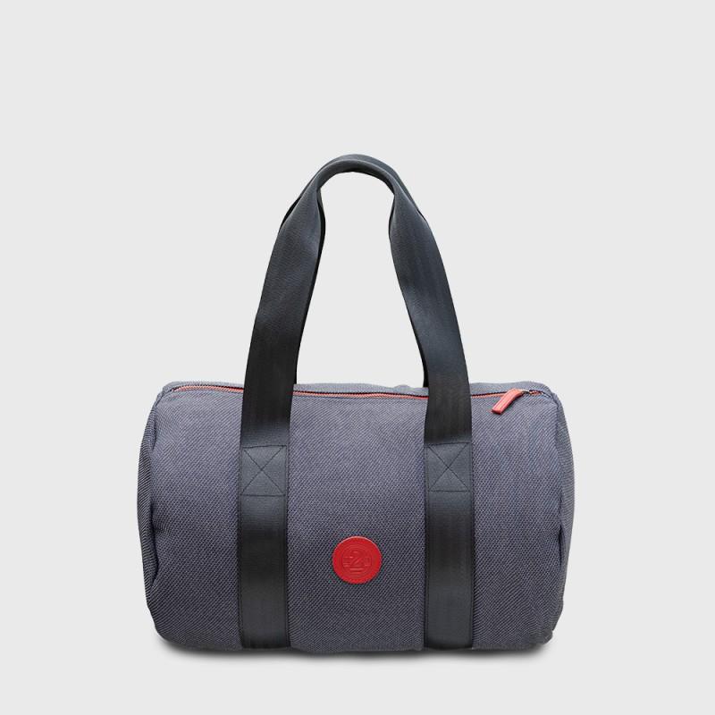 sac-sport-enfant-bleu-tissu-cuir