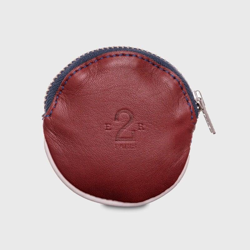 porte-monnaie-bordeaux-mixte-e2r-paris-recyclé-vintage-original