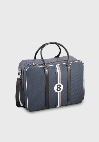 Men's cabin bag grey and...