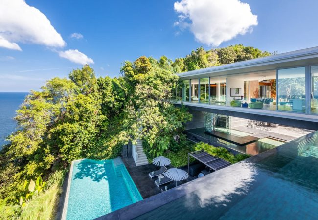 Des vacances sereines dans une villa de rêve avec Villanovo