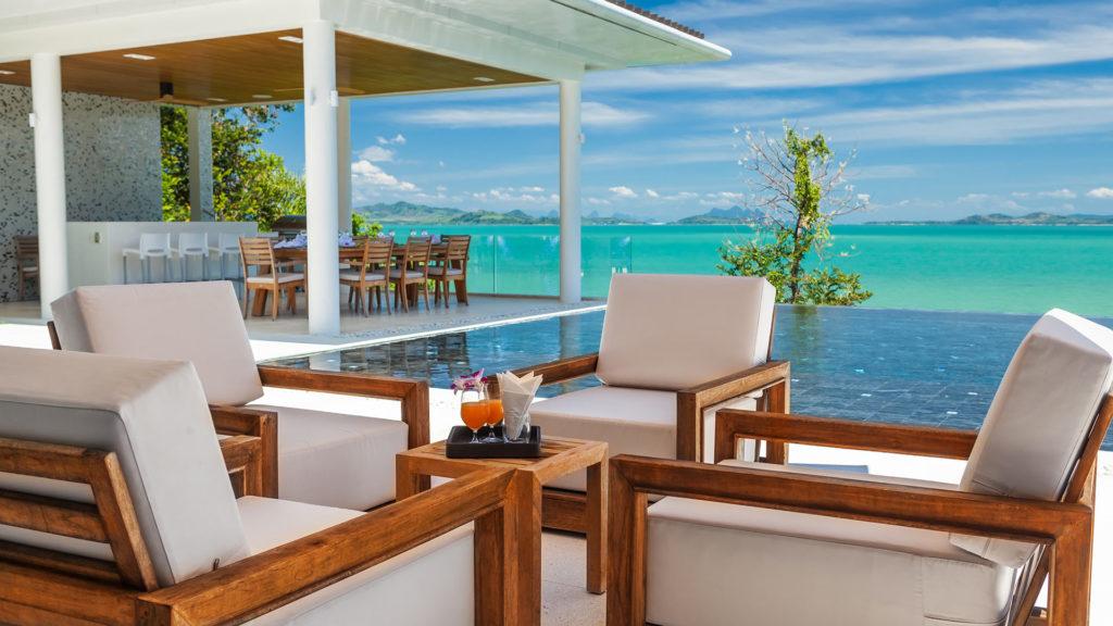 La Villa Thaia à Phuket
